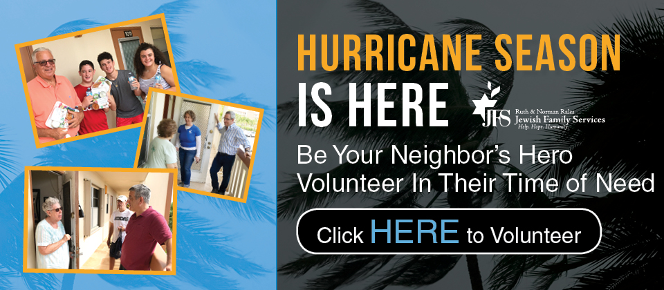 Storm/Hurricane Volunteer Form