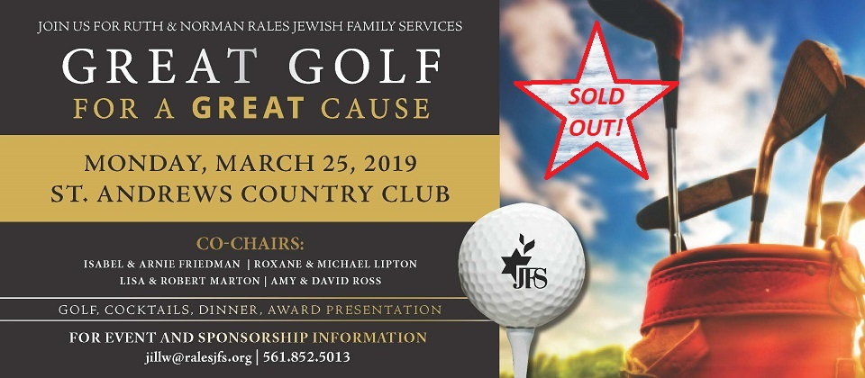 Great Golf for a Great Cause