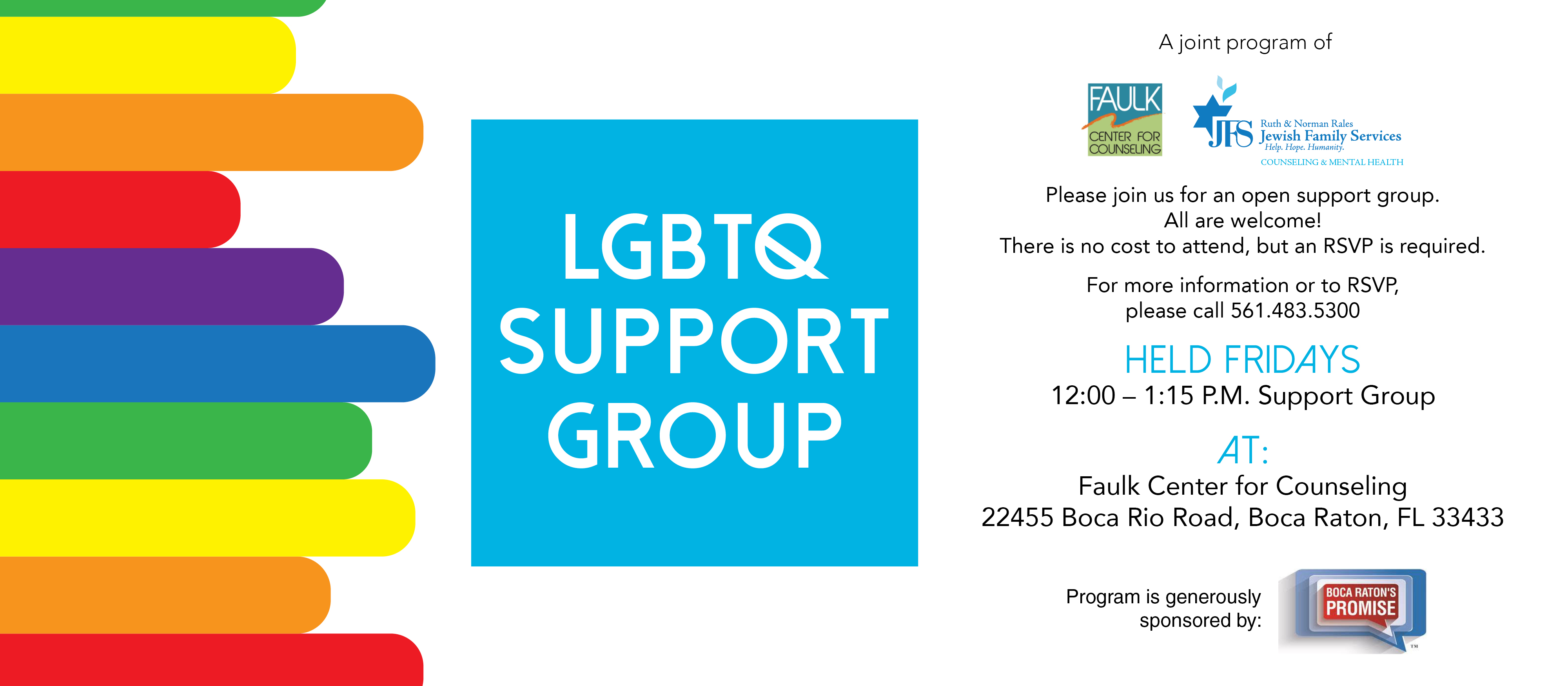 LGBTQ Support Group