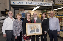 Pargh Family Grocery Naming, February 25, 2019