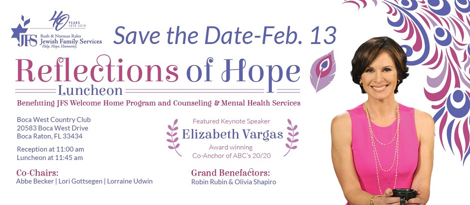 2019 Reflections Of Hope Luncheon