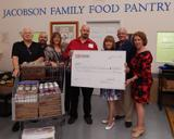 JFS Receives $10,000 Grant from BJ's Charitable Foundation to Help End Hunger in S. Palm Beach County