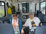 IN THE NEWS: All aboard for the senior center