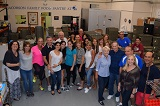 JFS Board of Directors Food Pantry Sorting