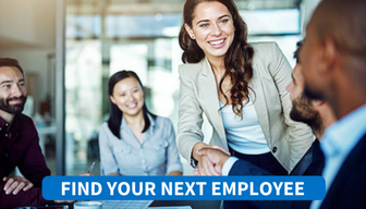FIND YOUR NEXT EMPLOYEE