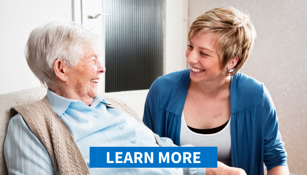 LEARN MORE ABOUT SENIOR COMPANION TRAINING