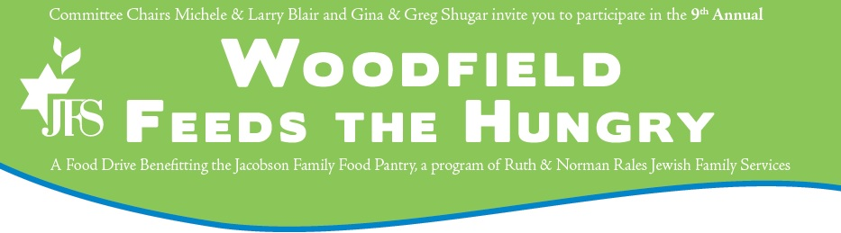 Woodfield Feeds the Hungry